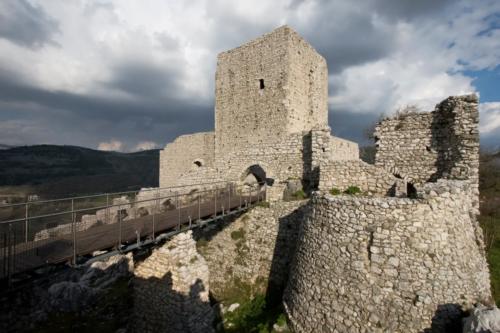 Castello Normanno Angioino - Buccino (SA)