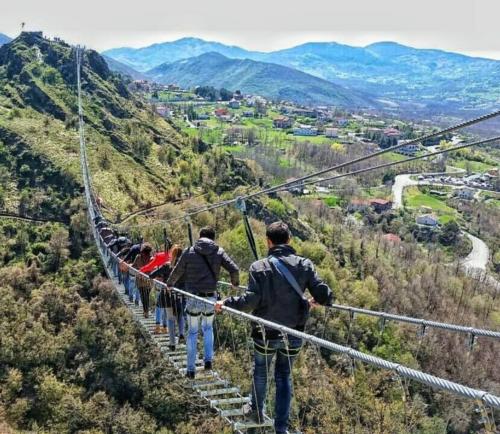 Ponte alla Luna - Sasso di Castalda (PZ)
