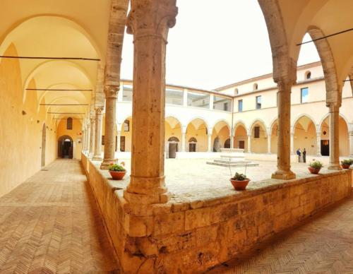 Museo Archeologico Nazionale - Chiostro degli Eremitani - Buccino (SA)
