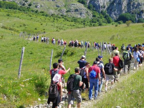 Trekking Valle del Tanagro e Monti Alburni - Sicignano degli Alburni (SA)