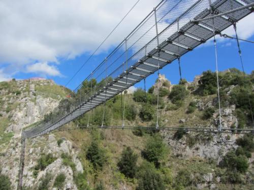 Ponte Tibetano - Laviano (SA)
