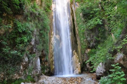 Cascate Oasi WWF Valle della Caccia - Senerchia (AV)