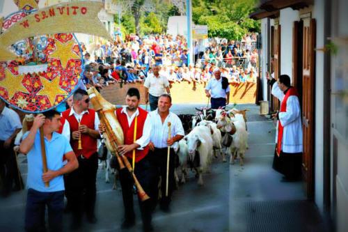 La Turniata - Festività in onore di San Vito Martire